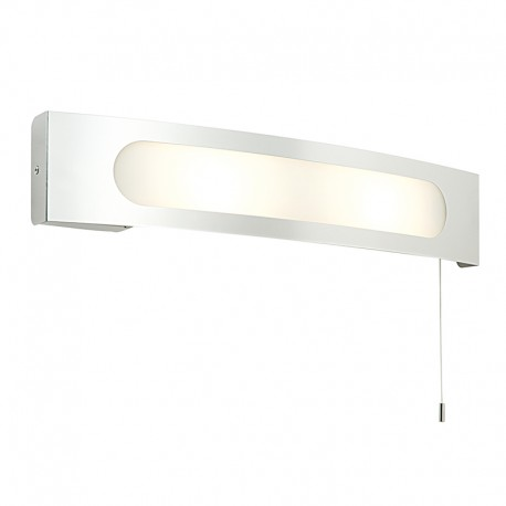 Convesso Curved Shaver Wall Light