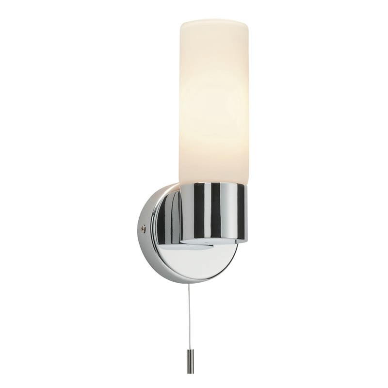 Pure Ip44 Pull Cord Bathroom Wall Light