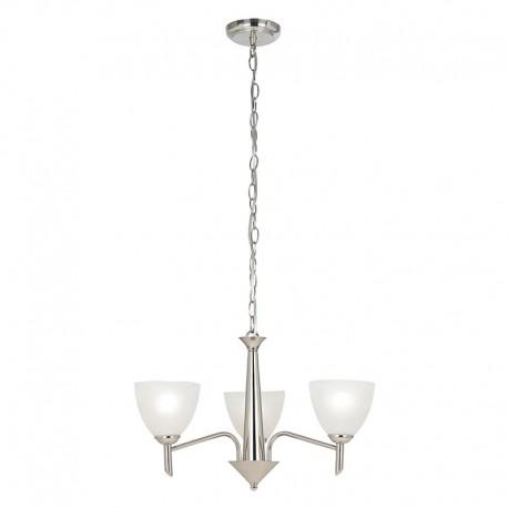 Neeson 3 Light Pendant Or Semi Flush Ceiling Light