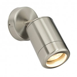 Saxby Atlantis Spot Outdoor Wall Light IP65