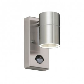 Canon IP44 Outdoor Wall Light With PIR Sensor