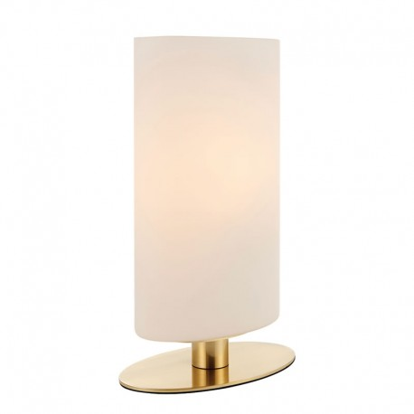Palmer Satin Gold Table Lamp