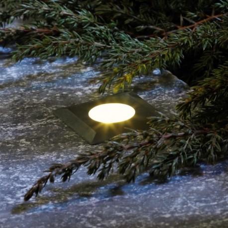Atria Warm White 12V LED Plug & Play Deck Light