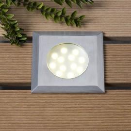 Elara Warm White 12V LED Plug & Play Deck Light