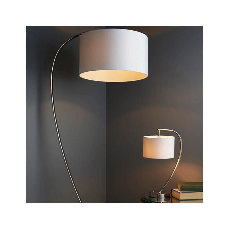 Endon Josephine Arched Table Lamp 72389