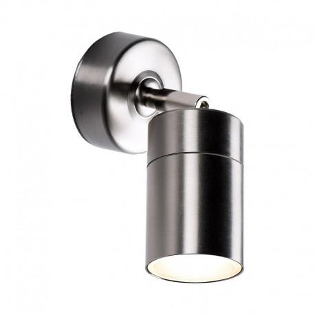 Pavo Stainless Steel 12V Plug & Play Garden Wall Light