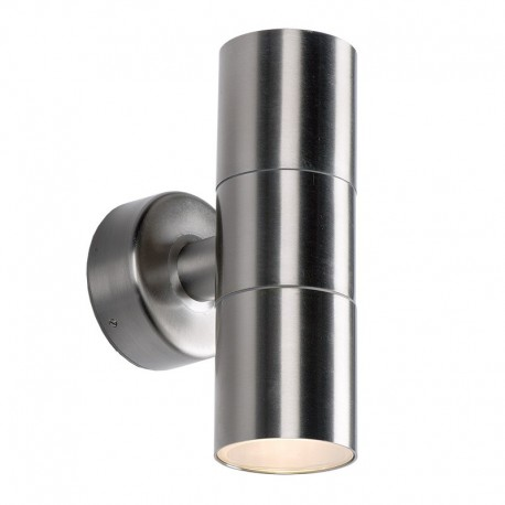 Otis Up Down Stainless Steel Outdoor Wall Light