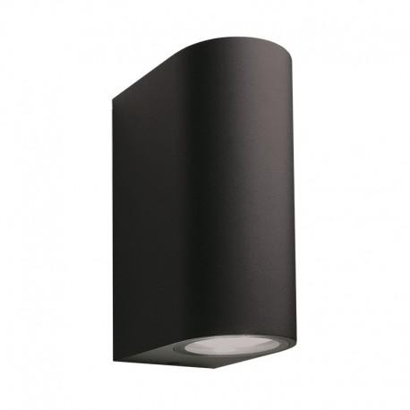 Sibus 12V Plug & Play Black Up / Down Wall Light