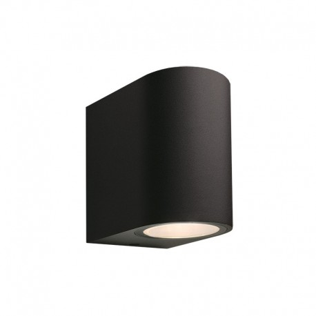Gilvus 12V Plug & Play Anthracite Wall Light