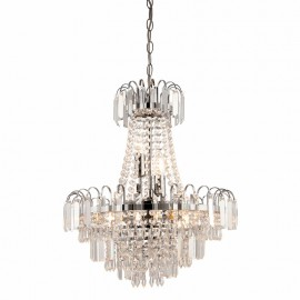 Endon Amadis 6 Light Chandelier