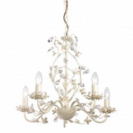 Endon Lullaby 5 Light Chandelier