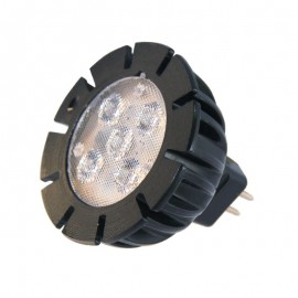 3W MR16 Power LED GU5.3 Warm White