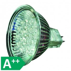 Techmar Techmar LED MR16 12V 2W GU5.3 Warm White Bulb (20 LED)