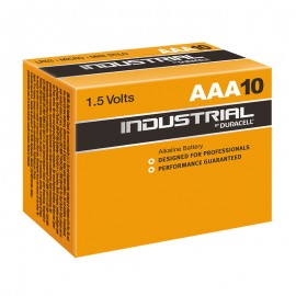 Duracell Industrial AAA Batteries 10 Box