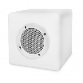 Techmar Smooz Music Cube Rechargeable RGB LED Lamp With Speaker