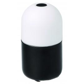 Techmar Smooz Bean Black Rechargeable LED Table Light