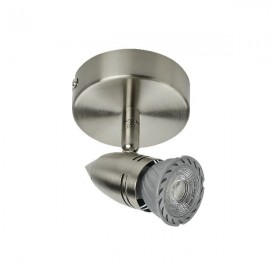 Single LED GU10 Ceiling Bar Light