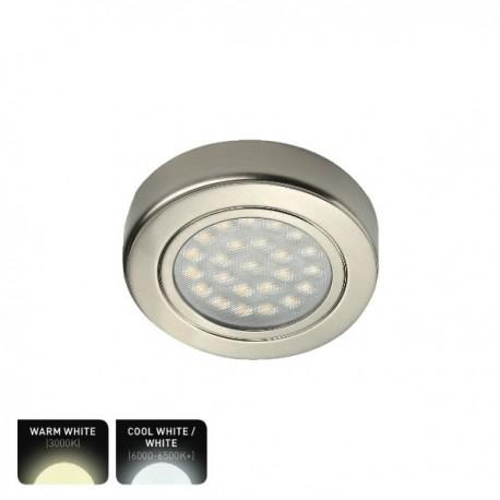 Surface 12V LED Cabinet / Undershelf Downlight