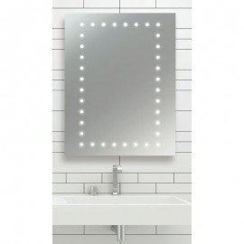 ELD IP44 Mirror With Perimeter LEDs