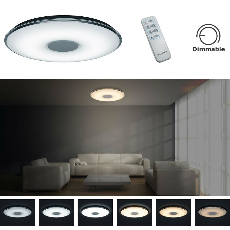 Tokyo Dimmable LED Ceiling Light