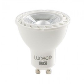 LUCECO BG 3 Watt 6000k Cool White Non-Dimming GU10 LED Lamp