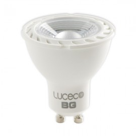 LUCECO BG 3 Watt 2700k Warm White Non-Dimming GU10 LED Lamp