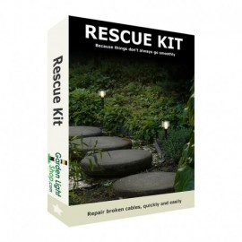 Cable Rescue Kit for 12V Techmar Garden Lighting