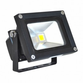 Techmar Flood 15   15W Aluminium Garden LED Flood Light