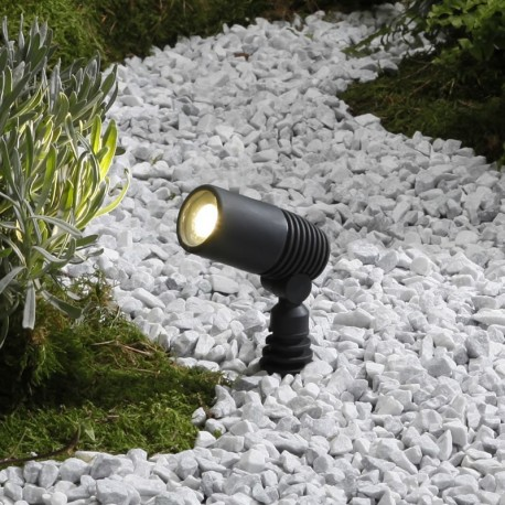 Alder 12V LED Garden Spotlight