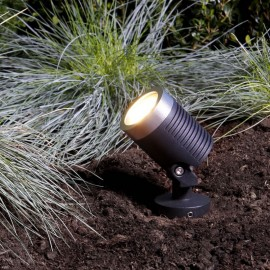 Arcus 12V Plug & Play LED Garden Spotlight