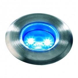 Techmar Astrum Blue 12V LED Garden Deck Light
