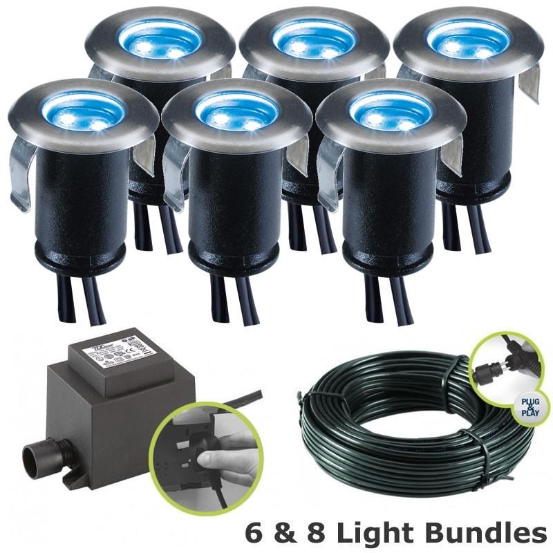 Techmar astrum blue led deck lights kit astrum deck light kit mozeypictures Choice Image