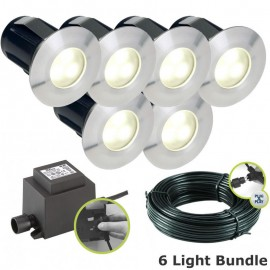 Techmar Alpha Garden LED Decking Kit