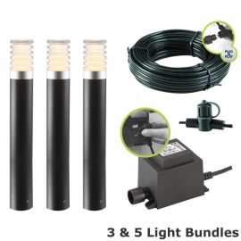 Techmar Arco 40 LED Garden Post Light Kit