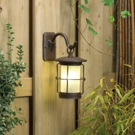 Techmar Callisto Traditional 12V LED Garden Wall Light