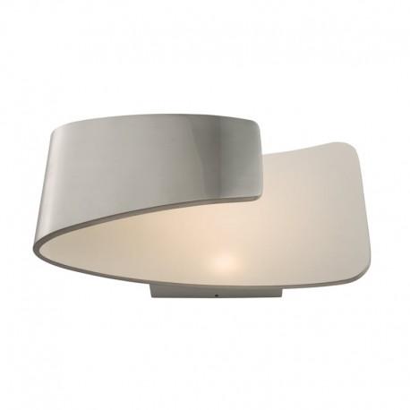 Jenkins 7.5W Polished Aluminium Wall Light