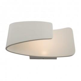 Jenkins 7.5W LED Polished Matt White Wall Light