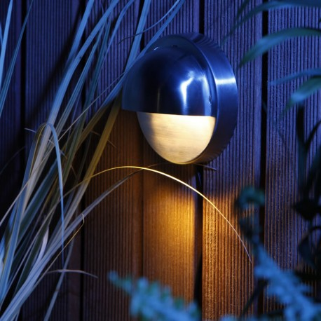 Palm 12V LED Garden Wall Light