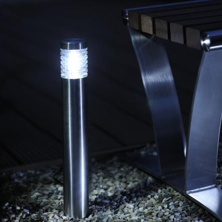 Techmar Orion Staineless Steel 12v Led Garden Postlight
