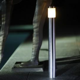 Techmar Atila Stainless Steel 12V LED Garden Post Light