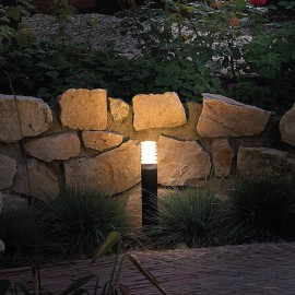 Techmar Arco 40 12V LED Garden Post Light