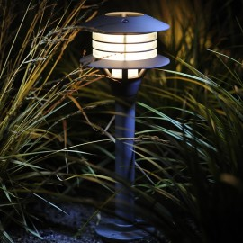 Techmar Rumex 12V LED Garden Post Light