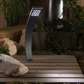 Techmar Olympus 12V LED Garden Wall Light