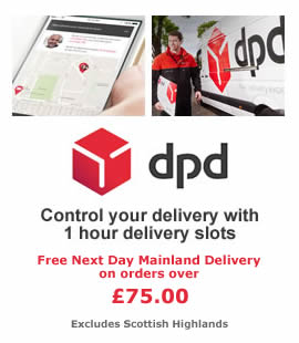 DPD Hourly Slots Delivery