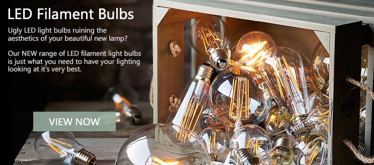 Filament LED Light Bulbs
