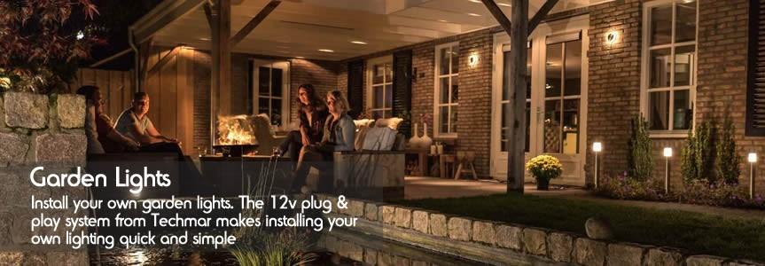 Plug & Play Garden Lighting